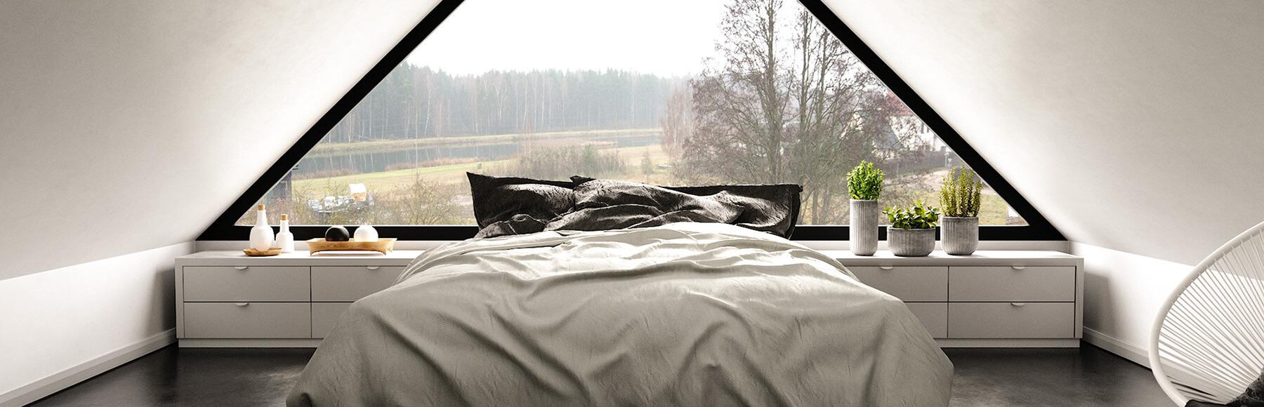 Schlafzimmer Schwarzwald