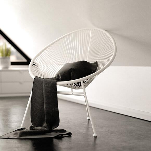 Schlafzimmer-Stuhl Schwarzwald