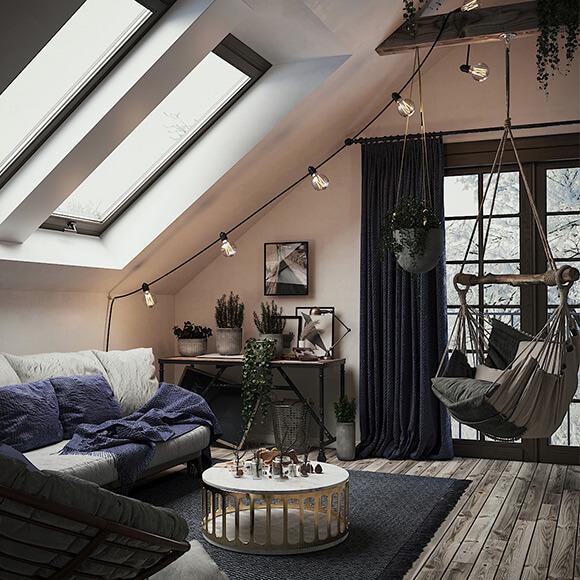 Wohnzimmer Helsinki